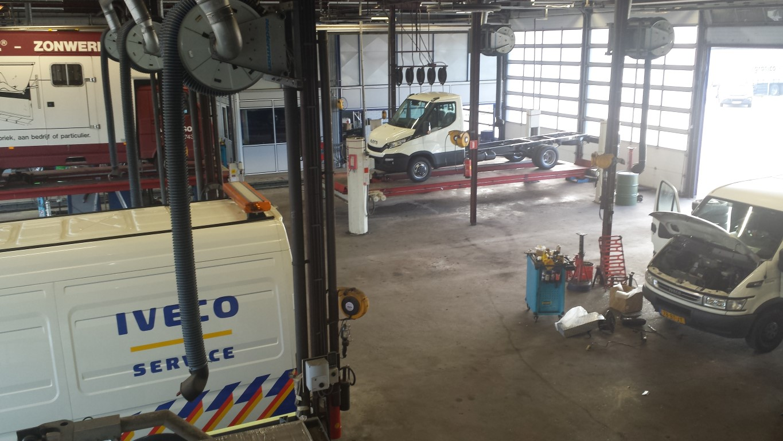 Werkplaats Autobedrijf de Witte