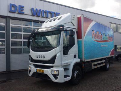 Fuikie Seafood-Eurocargo ML150E22P Koelwagen