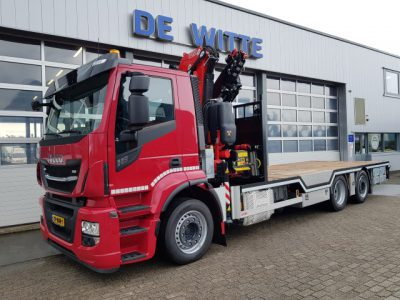 Fa. Evenboer - STRALIS X-WAY AD260X33YPS-ON
