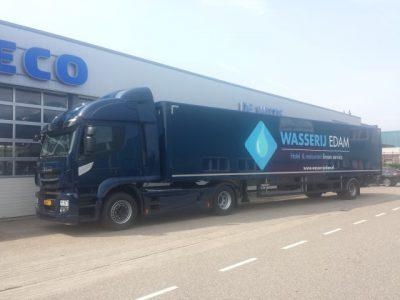 Wasserij Edam BV - STRALIS AT440S33TP