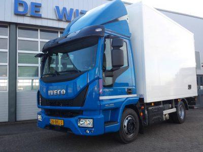 Vishandel H. Kwakman - Eurocargo ML80E22/P Koelwagen