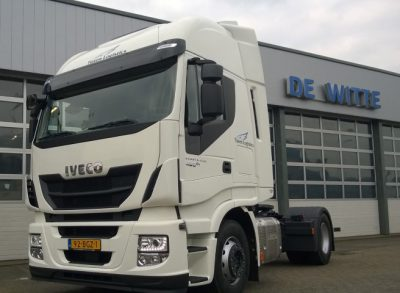 Yusen Logistics Benelux - STRALIS HIGHWAY AS440S46TP